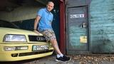 Родной бампер для Audi Cabriolet