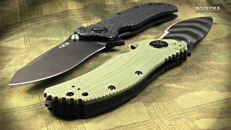 Ножи Zero Tolerance серии ZT0300