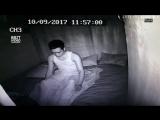 когда решил проследить за собой во время сна