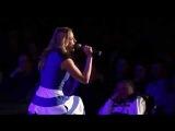 Выступление актрисы Марины Орловой на концерте Задорнова