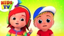 No No Song | Junior Squad | Nursery Rhymes Baby Songs - Kids Tv