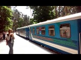 ММЖД, прибытие поезда на станцию Пионерская