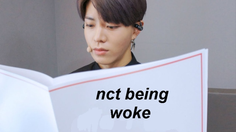 Nct being educated (nct's wise words) pt.1