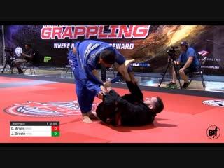 Gabriel Arges vs Jonnatas Gracie World Series of Grappling