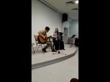 аккордеон и гитара