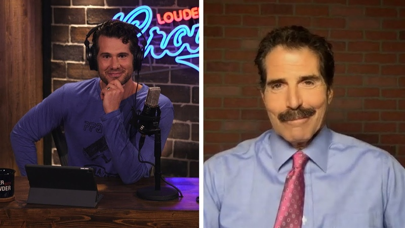 BLACKLISTED?! John Stossel EXPOSES Left-Wing Media's Tactics | Louder With Crowder