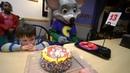 Eli's 3rd Birthday Party at Madison TN Chuck E Cheese