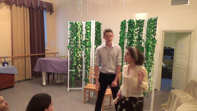 2018_06_24 - Выпускной спектакль Очень хорошо! ч. 2/3