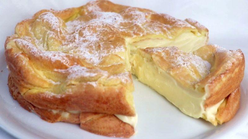 Польский торт, который тает во рту, — очень просто и дёшево.
