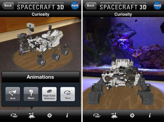 space craft 3d