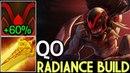QO Bloodseeker Radiance Build Max Thirst 7 15 Dota 2