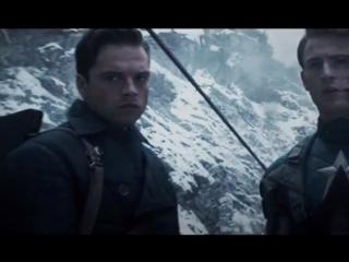 ▸ bucky barnes / winter soldier