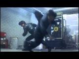 Промо ролика фильма с Джеки Чаном - Кто я?, на телеканале ТНТ.