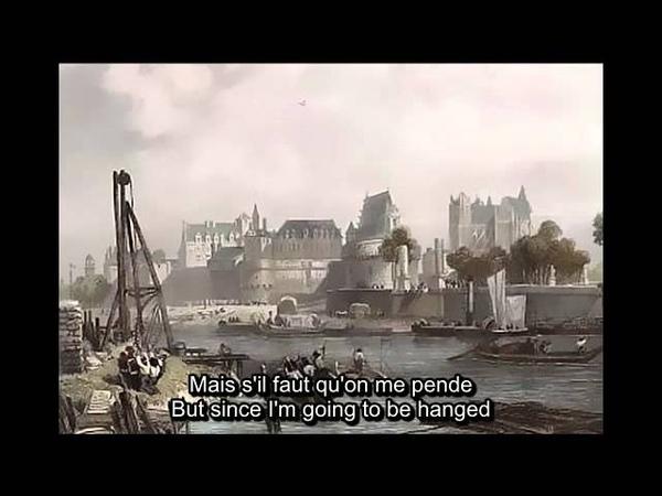 Dans les prisons de Nantes Tri Yann French and English subtitles