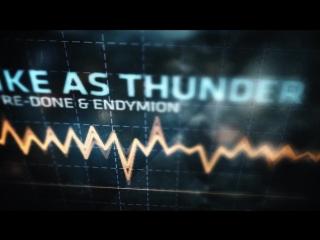 Degos  Re-Done  Endymion - Strike As Thunder