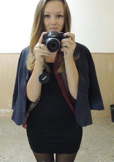 Александра Рамм, 2 июля 1997, Самара, id119589285