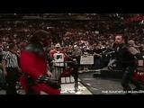 The Undertaker, Stone Cold Steve Austin &amp The Legion Of Doom brawl with Kane &amp D-Generation X