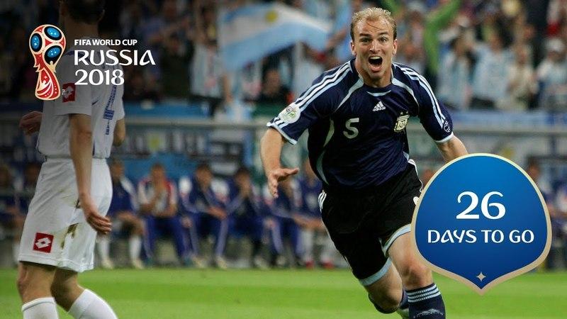 26 дней до старта: Командная игра по-аргентински