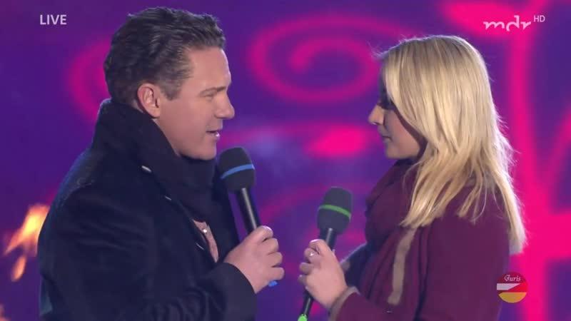 Anna-Carina Woitschack und Stefan Mross «Lo siento» Wenn die Musi spielt - Winter Open Air 2019