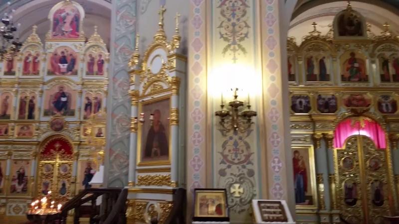 Архиерейский мужской хор Казанско-Богородицкого монастыря