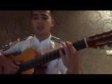 Jah Khalib - leila(cover Anuarov)