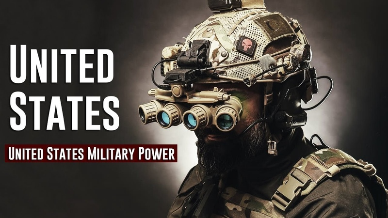 Scary U.S Armed Forces - United States Military Power 2018 | How Powerful is USA