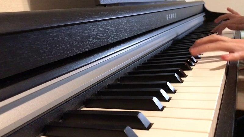 【ピアノ】IDOLiSH7 - RESTART POiNTER 【耳コピで弾いてみた】アイドリッシュセブン