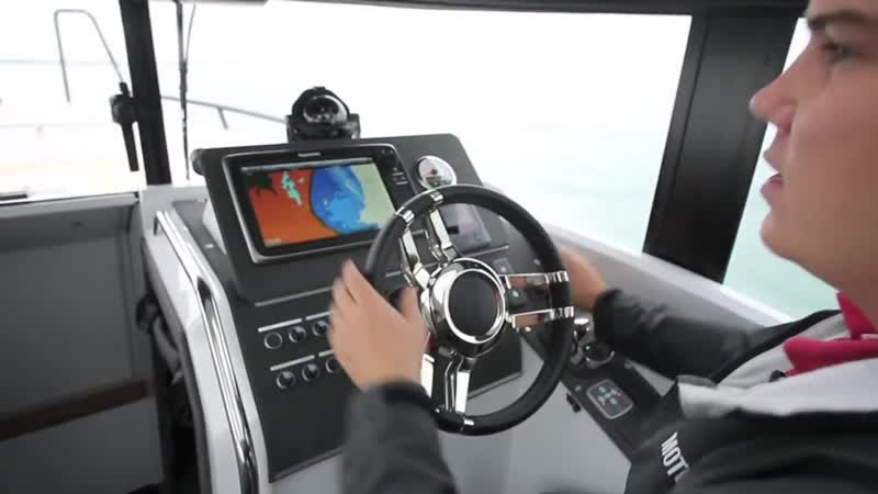 XO 270 RS from Motor Boat Yachting