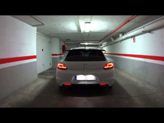VW Scirocco Rear Tails by Dectane
