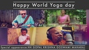 HARE KRISHNA KIRTAN - 30 Artists Singing Together - A Concept By Madhavas Rock Band