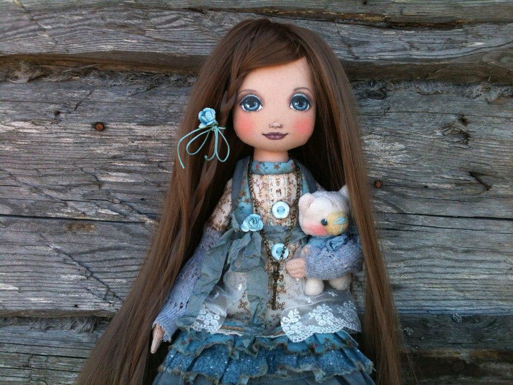 Куклы самые красивые своими руками