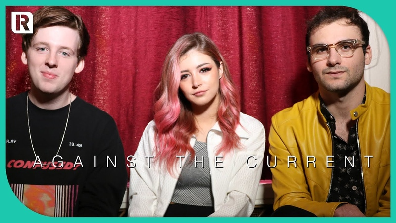 Against The Current Talk 'Past Lives' Fall Out Boy Foo Fighters' Influence