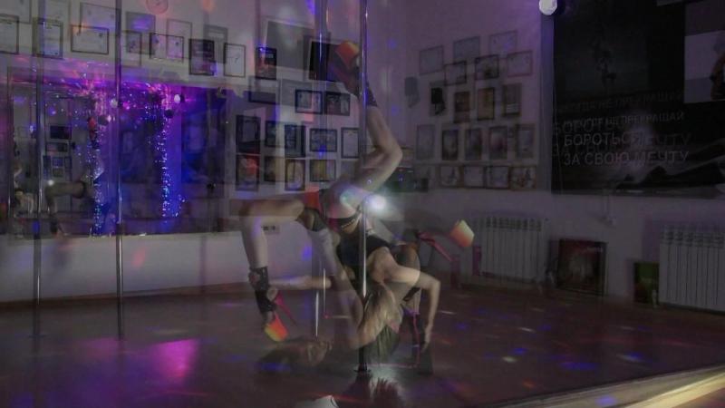 Фрагмент ролика для прекрасной Светланы. Полденс в Староминской.
