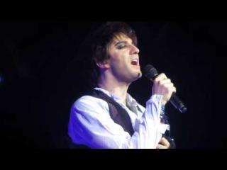 Mikelangelo Loconte - Je dors sur des roses (Mozart Le Concert, Orléans, 21/09/2014)