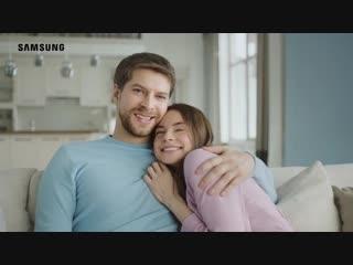 Музыка из рекламы Samsung UHD TV — Найдите место для романтики (2019)