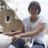 Рисунок профиля (Наталья Гуляева)