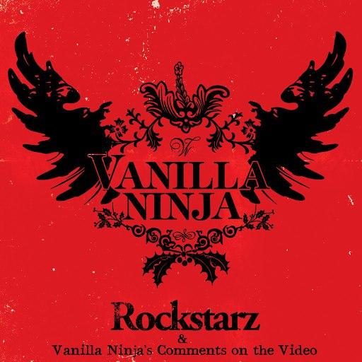 Vanilla Ninja альбом Rockstarz & Vanilla Ninja's Comments On The Video (Album Version)