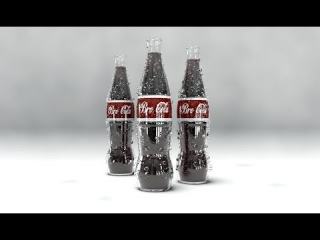 Brograph Tutorial 014 - Rendering A Cola Bottle With Condensation