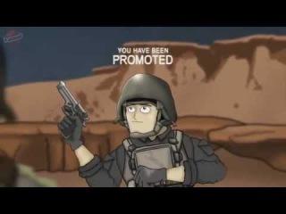 Друзья по Battlefield — M2 Slam (4 сезон, 11 серия, на русском языке)