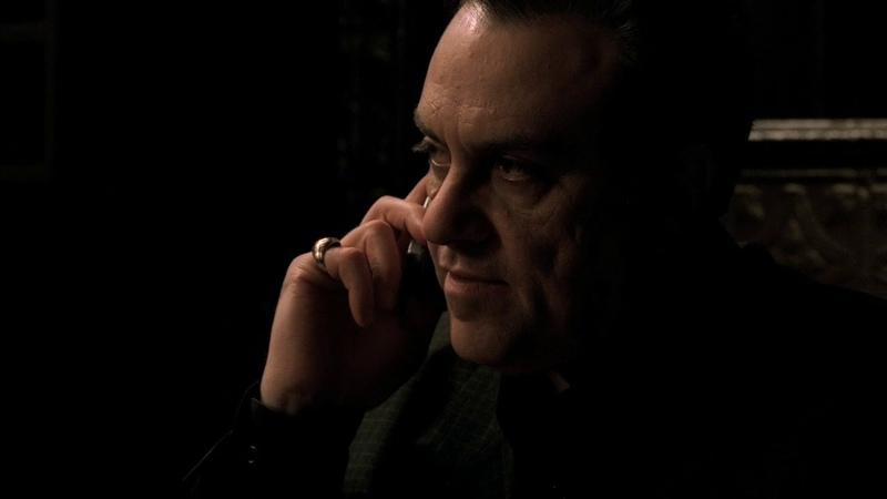 The Sopranos Клан Сопрано Кармайн и Тони торгуются