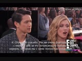 Harry Shum Jr. -Shadowhunters- Stars Give Fans a New Name - E! People-s Choice Awards (RUS SUB)