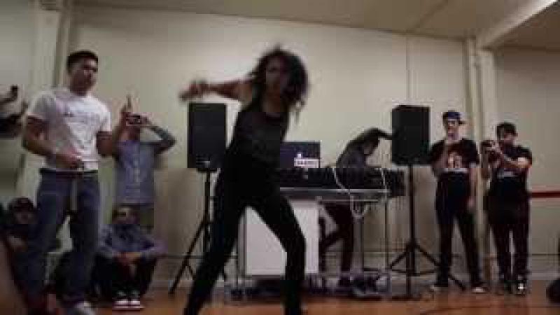 ENERJAEE (Dragon House) Vs. CRAWLER (AngleBots) | Dexterity Dance League Exhibition