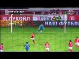 Спартак - Ростов (1:0) Гол Мовсисяна