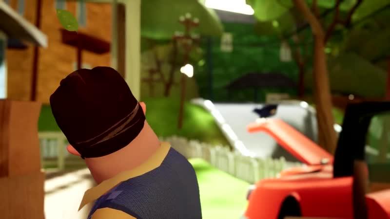 Hello Neighbor- Hide And Seek Reveal Trailer