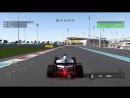 F1 2017 8 сезон 20 этап Абу-Даби. Свободная практика 2