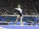 Oksana Knizhnik - 1996 Olympics Team Compulsories - Floor Exercise