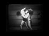 WOMAN_vs_MAN_WRESTLING 1960's