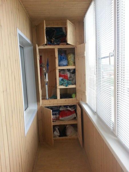 Обшивка балконов в брежневке ящики..