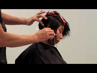 HAIR STYLE inspiration TOMSKOU.DK #2 Long to Short Haircut Extreme Transfomation Original