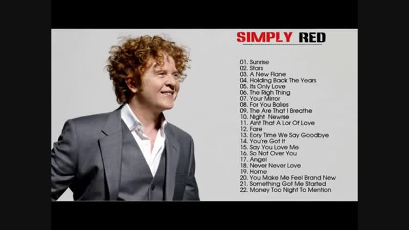 Simply Red Holding Back The Years Super HQ (Remastered Super 12Inch. Extended Version And Edit.) By Warner Strategic Marketing,